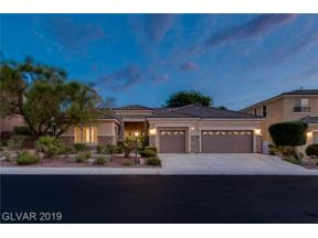 Property for sale at 2387 Winter Cliffs Street, Henderson,  Nevada 89052