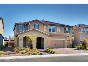 Property for sale at 3151 Tronzano, Henderson,  Nevada 89149