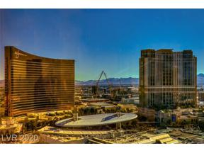 Property for sale at 2000 Fashion Show Drive 3803, Las Vegas,  Nevada 89109