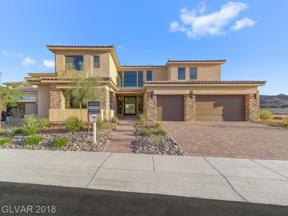 Property for sale at 54 Garibaldi Way, Henderson,  Nevada 89011