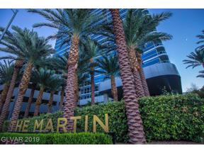 Property for sale at 4471 Dean Martin Drive Unit: 606, Las Vegas,  Nevada 89103