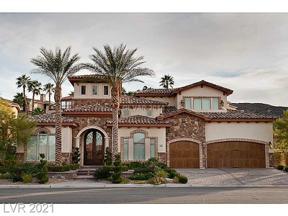 Property for sale at 15 Rue Grimaldi, Henderson,  Nevada 89011