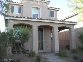 Property for sale at 3105 Paladi Avenue, Henderson,  Nevada 89044