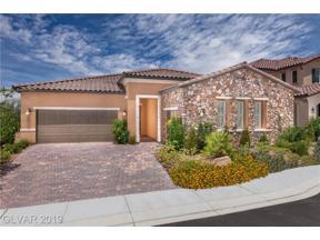 Property for sale at 3138 Biancavilla Avenue, Henderson,  Nevada 89044