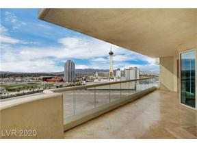 Property for sale at 2747 PARADISE Road 1806, Las Vegas,  Nevada 89109