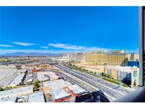 Property for sale at 4471 Dean Martin Drive Unit: 2602, Las Vegas,  Nevada 89103