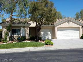 Property for sale at 2184 Paganini Avenue, Henderson,  Nevada 89052