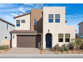 Property for sale at 2132 Ponticino Street, Henderson,  Nevada 89044