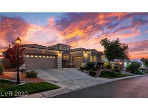Property for sale at 3009 Via Meridiana, Henderson,  Nevada 89052