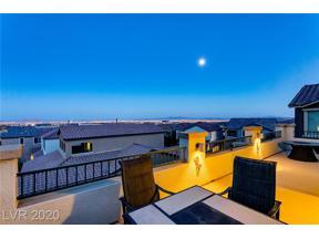 Property for sale at 464 Astillero St Street, Las Vegas,  Nevada 89138