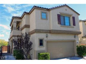 Property for sale at 7856 Pronghorn Court, Las Vegas,  Nevada 89149