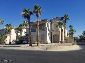 Property for sale at 72 Dollar Pointe Avenue, Las Vegas,  Nevada 89148