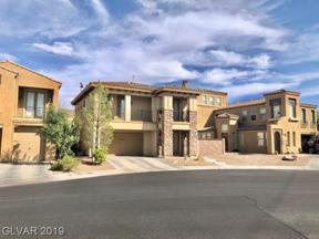 Property for sale at 1070 Via Capassi Way, Henderson,  Nevada 89011