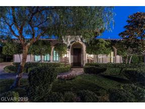 Property for sale at 4 Tapadero Lane, Las Vegas,  Nevada 89113
