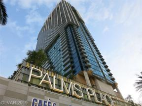 Property for sale at 4381 Flamingo Road Unit: 3209, Las Vegas,  Nevada 89103