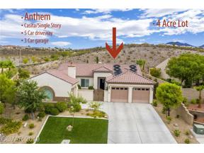 Property for sale at 2392 Tyneside Street, Henderson,  Nevada 89044