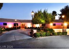 Property for sale at 3445 W Maule Avenue, Las Vegas,  Nevada 89118