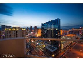 Property for sale at 125 Harmon Avenue 3401, Las Vegas,  Nevada 89109
