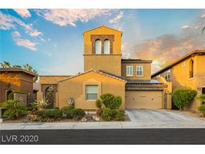 Property for sale at 472 Punto Vallata Drive, Henderson,  Nevada 89011