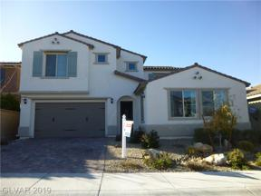 Property for sale at 8125 Skye Wolf Court, Las Vegas,  Nevada 89166