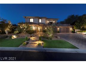 Property for sale at 9 Sankaty Circle, Henderson,  Nevada 89052