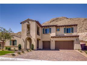 Property for sale at 41 Olympia Ridge Drive, Las Vegas,  Nevada 89141
