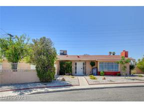 Property for sale at 1521 Sombrero Drive, Las Vegas,  Nevada 89169