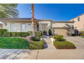 Property for sale at 2301 Alcova Ridge Drive, Las Vegas,  Nevada 89135