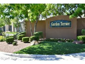Property for sale at 10809 Garden Mist Drive Unit: 1069, Las Vegas,  Nevada 89135