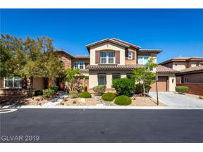 Property for sale at 10099 Trapper Mountain Street, Las Vegas,  Nevada 89178