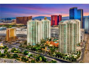 Property for sale at 2857 PARADISE Road 1104, Las Vegas,  Nevada 89109