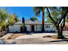 Property for sale at 1126 10th Street, Las Vegas,  Nevada 89104