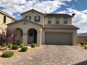 Property for sale at 12301 Argent Bay Avenue, Las Vegas,  Nevada 89138