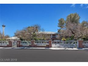 Property for sale at 1701 Waldman Avenue, Las Vegas,  Nevada 89102
