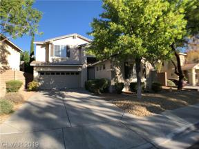 Property for sale at 1327 Cadence Street Unit: 0, Henderson,  Nevada 89052