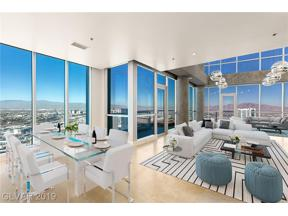 Property for sale at 2700 Las Vegas Boulevard Unit: 4303, Las Vegas,  Nevada 89109