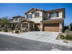 Property for sale at 1129 Via Della Costrella, Henderson,  Nevada 89011