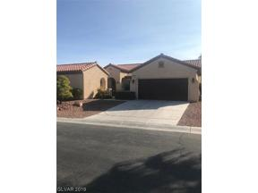 Property for sale at 2216 Savannah River Street, Henderson,  Nevada 89044