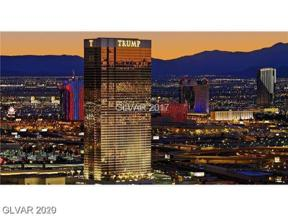 Property for sale at 2000 FASHION SHOW Drive 3814, Las Vegas,  Nevada 89109