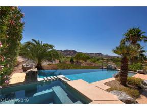 Property for sale at 26 Via Ravello, Henderson,  Nevada 89011