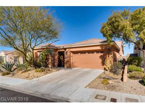 Property for sale at 2558 Kinghorn Place, Henderson,  Nevada 89044