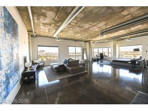 Property for sale at 900 South Las Vegas Bl Boulevard Unit: 905, Las Vegas,  Nevada 89101