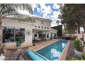 Property for sale at 5332 Byron Nelson Lane, Las Vegas,  Nevada 89149