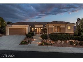 Property for sale at 2667 Evening Sky Drive, Henderson,  Nevada 89052
