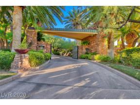 Property for sale at 1701 Enclave Court, Las Vegas,  Nevada 89134