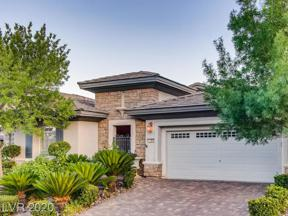 Property for sale at 11385 Perugino Drive, Las Vegas,  Nevada 89138