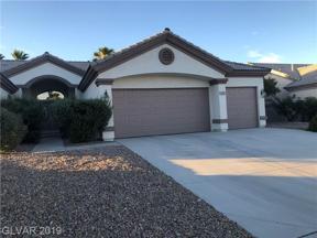 Property for sale at 6762 Montsouris Park Court, North Las Vegas,  Nevada 89130