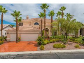 Property for sale at 71 Ocean Harbor Lane, Las Vegas,  Nevada 89148