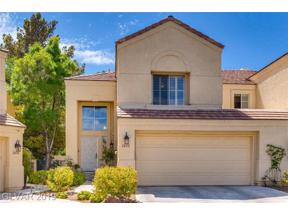 Property for sale at 2632 Starfish Court, Las Vegas,  Nevada 89128