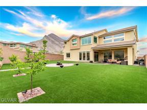 Property for sale at 2720 Natural Rock Drive, Las Vegas,  Nevada 89138